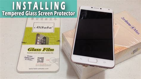 Tempered Glass Asus Zenfone 4max Screen Protector Antigores alibaba tempered glass screen protector for asus zenfone 4 max