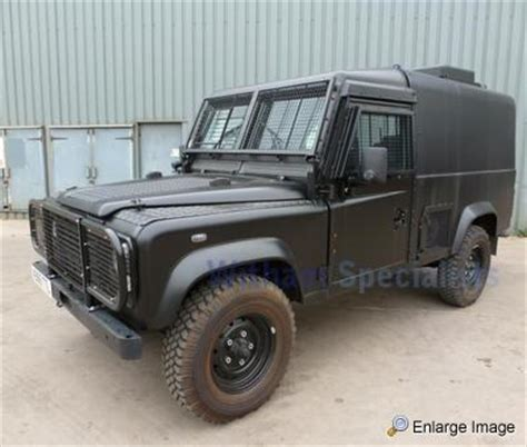 mod land rovers for sale land rover snatch 3 5 v8 armoured 44385 mod sales