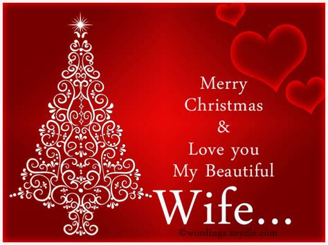 printable christmas cards for my wife christmas messages for wife wordings and messages