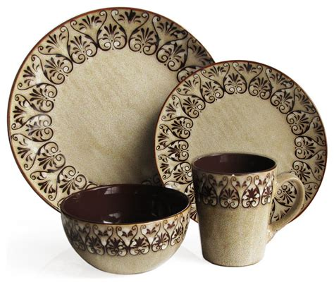 mediterranean style dinnerware 16 dinnerware set mediterranean dinnerware sets