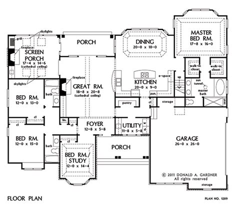 don gardner floor plans new housing trends 2015 where did the open floor plan