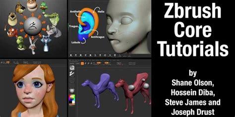 wordpress tutorial james stafford zbrush core tutorials by shane olson hossein diba steve