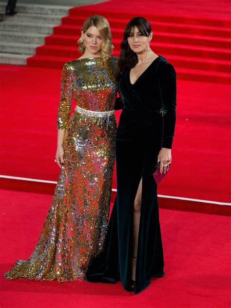 lea seydoux red carpet lea seydoux on red carpet spectre world premiere in london