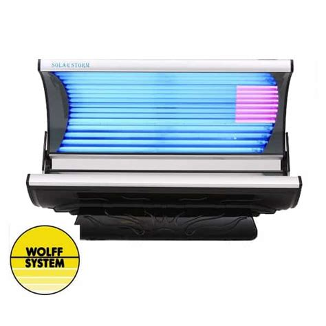 solar 24sr home tanning bed from lpi