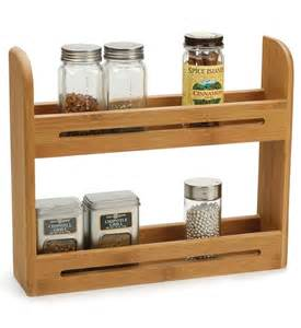 Spice Racks With Spices Included Bamboo Spice Rack In Spice Racks