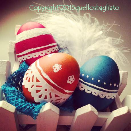 decorare uova pasquali decorare uova pasquali un idea semplice e divertente