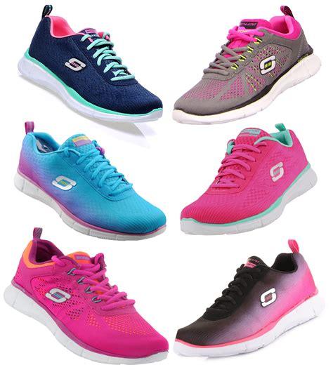 skechers memory foam shoes for womens skechers equalizer memory foam gel top comfort