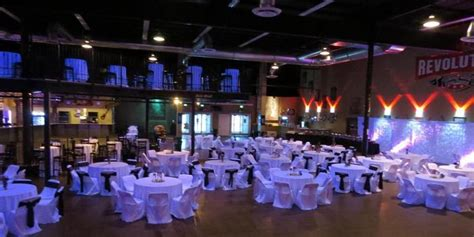 revolution concert house  event center weddings