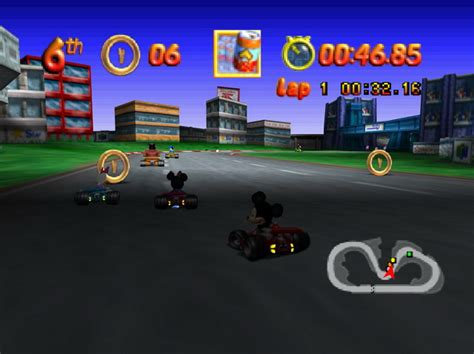 emuparadise n64 mickey s speedway usa usa rom