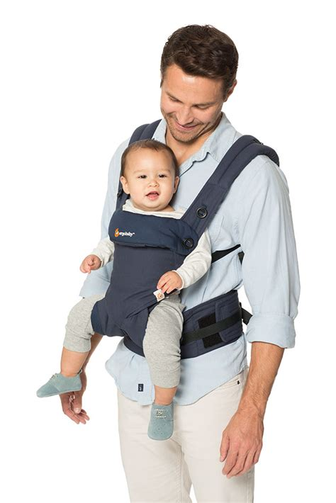 baby carrier forward facing baby carrier 360 blue ergobaby