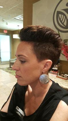 how to cut a pixie using clippers nape clipper cut for women s clippered nape clippering