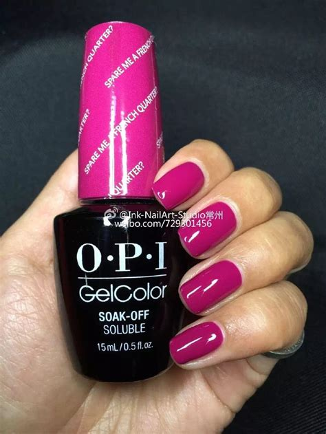 12 best opi gelcolor images on manicures nail