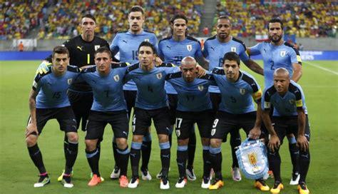 la uruguaya the uruguayan 8416213992 selecci 243 n uruguaya mira el 11 confirmado que jugar 225 ante per 250 foto 1 de 12 deporte total