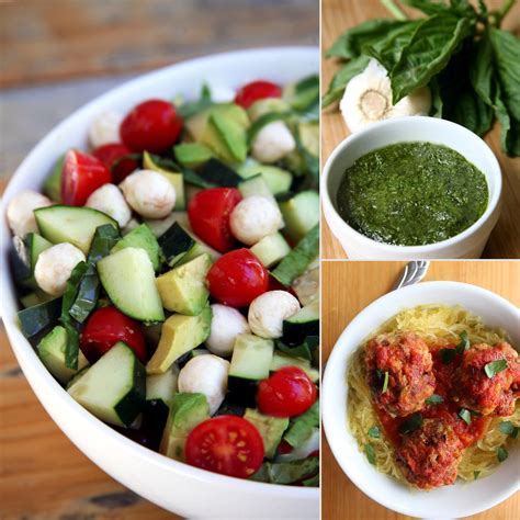 healthy food recipes healthy italian food recipes popsugar fitness