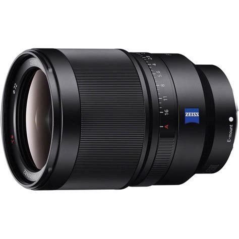 sony distagon t fe 35mm f 1 4 za lens sel35f14z b h photo