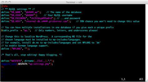 vim change color scheme enabling vi syntax colors media temple
