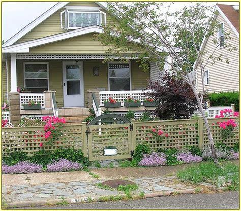 Decorative Fence Ideas by Decorative Fence Ideas Home Design Ideas