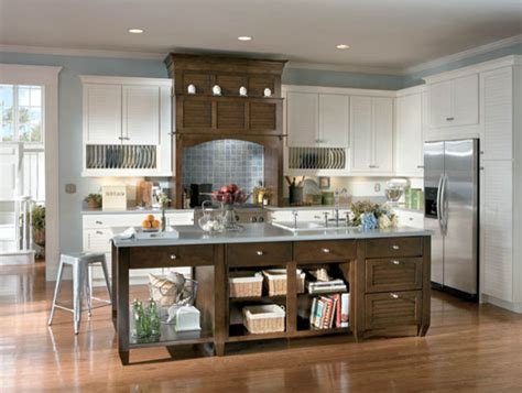 Schuler Kitchen Cabinets | schuler cabinet gallery traditional kitchen chicago