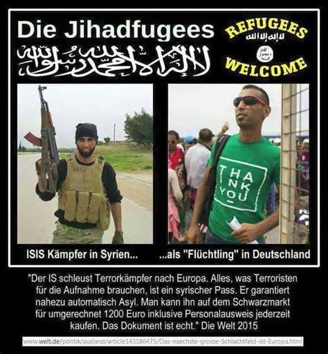 Rechtsradikale Aufkleber Kaufen by Angela Merkel Die Mutter Aller Gl 228 Ubigen Muslime