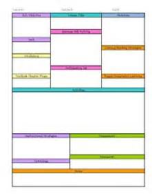 sle unit plan template 1000 ideas about syllabus template on high