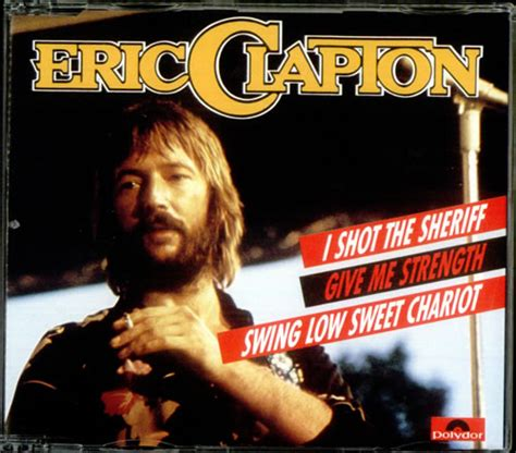 swing low sweet chariot eric clapton eric clapton i shot the sheriff german cd single cd5 5