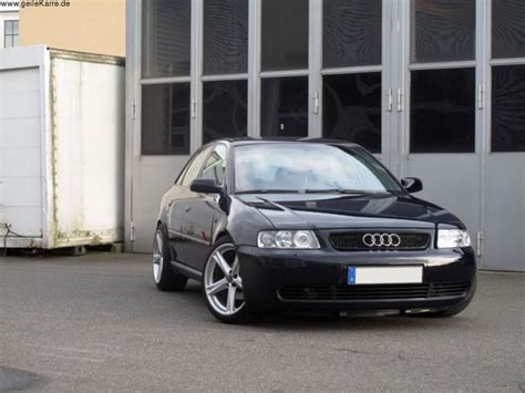Chiptuning Audi A3 8l by Usd