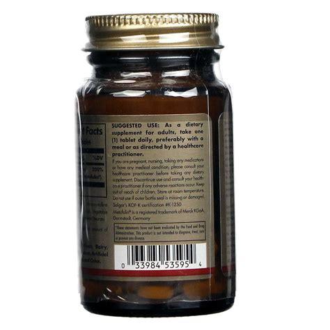 Mcg For Methhet Detox Of Folate Supplements by Evitamins Solgar Folate 1000 Mcg As Metafolin 60 Tabs