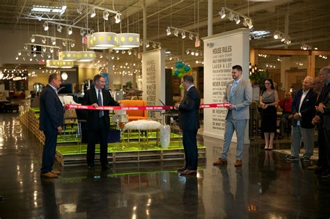 the room place chicago the room place opens east indianapolis warehouse and showroom a community win wrapped into a