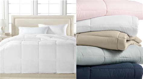 deals on comforters royal luxe down alternative comforters only 19 99