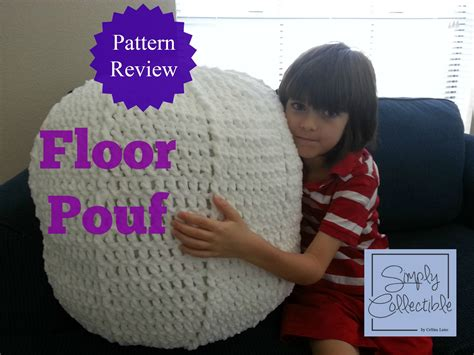 wp pattern interrupt review free crochet floor pouf pattern review simply collectible