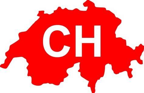 Schweiz Aufkleber Ch by Ch Aufkleber Autoaufkleber Abzeichen Sticken Badges