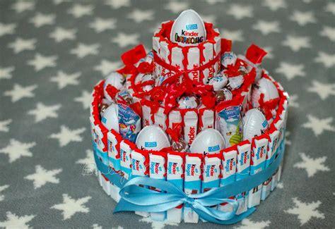 Hochzeitstorte Kinderschokolade by Diy Torte Aus Kinder Schokolade Diy Inspirationen