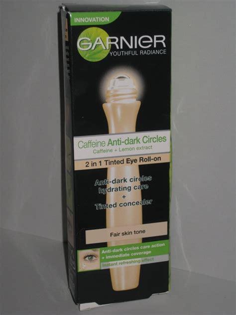 under eye roller with caffeine garnier caffeine anti dark circles review garnier tinted