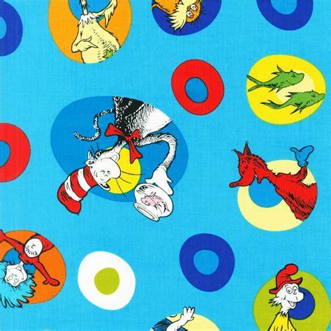 cat in the hat rug kaufman dr seuss celebrate seuss discount designer fabric fabric