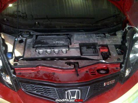 Kap Mesin Honda Jazz Ge8 Custom wts cover engine jazz rs ge8