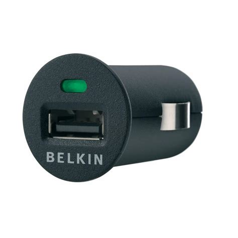 usb car charger belkin 1 outlet micro surge usb car charger bst000bgcla dp