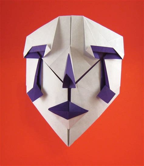 Origami Mask - origami mask 28 images origami mask related keywords