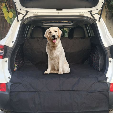 cargo mat for pets us car suv trunk cargo mat boot liner cover waterproof
