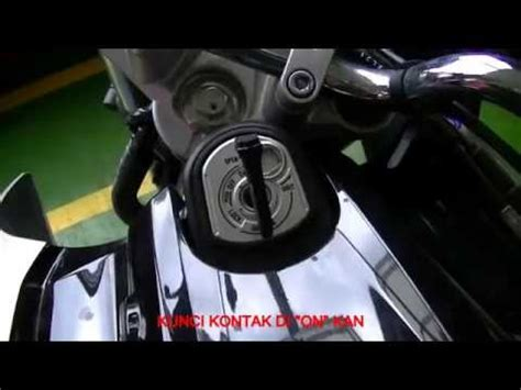 Alarm Motor Brt Smart Key cara memasang alarm motor brt smart key pada motor sport