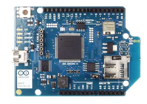 tutorial arduino wifi shield arduino blog the arduino wifi shield is now available