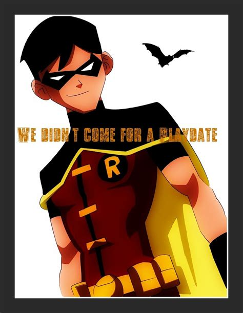 imagenes justicia joven quotes young justice robin quotesgram