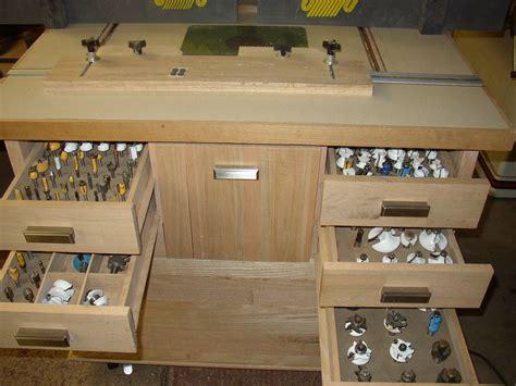 router cabinet  bigpops  lumberjockscom