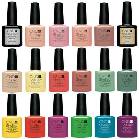 most popular shellac colors popular shellac colors spring 2014 popular shellac