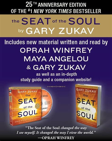 seat of the soul study guide 25th anniversary edition of the seat of the soul with