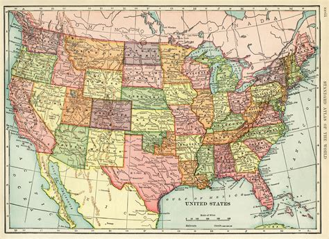 the whole united states map usa maps keysub me