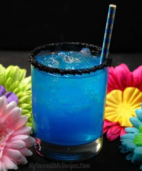 hookah butterfly cocktail 1 oz malibu rum 1 oz blue curacao 1 oz cherry vodka sprite ice