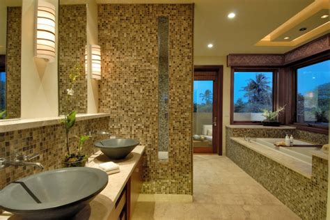 Modern Bathroom Mosaic Design 20 Mosaic Tile Bathroom Designs Decorating Ideas