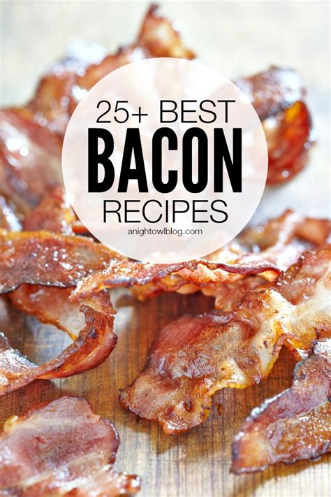 Of The Best Bacon Blogs 25 best bacon recipes a owl