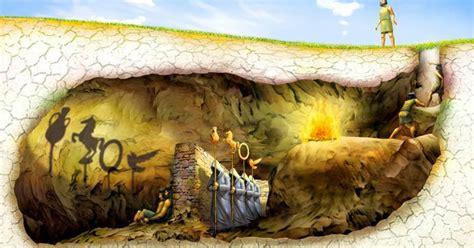 platon la alegoria de la caverna el mito de la caverna de plat 243 n