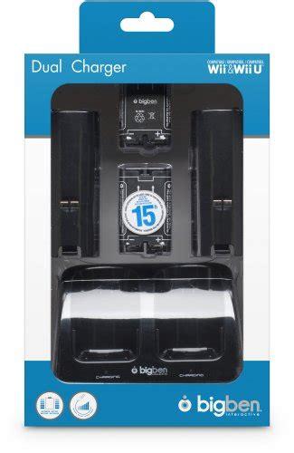 alimentatore nintendo wii nintendo wii dual charger alimentatore per nintendo wii